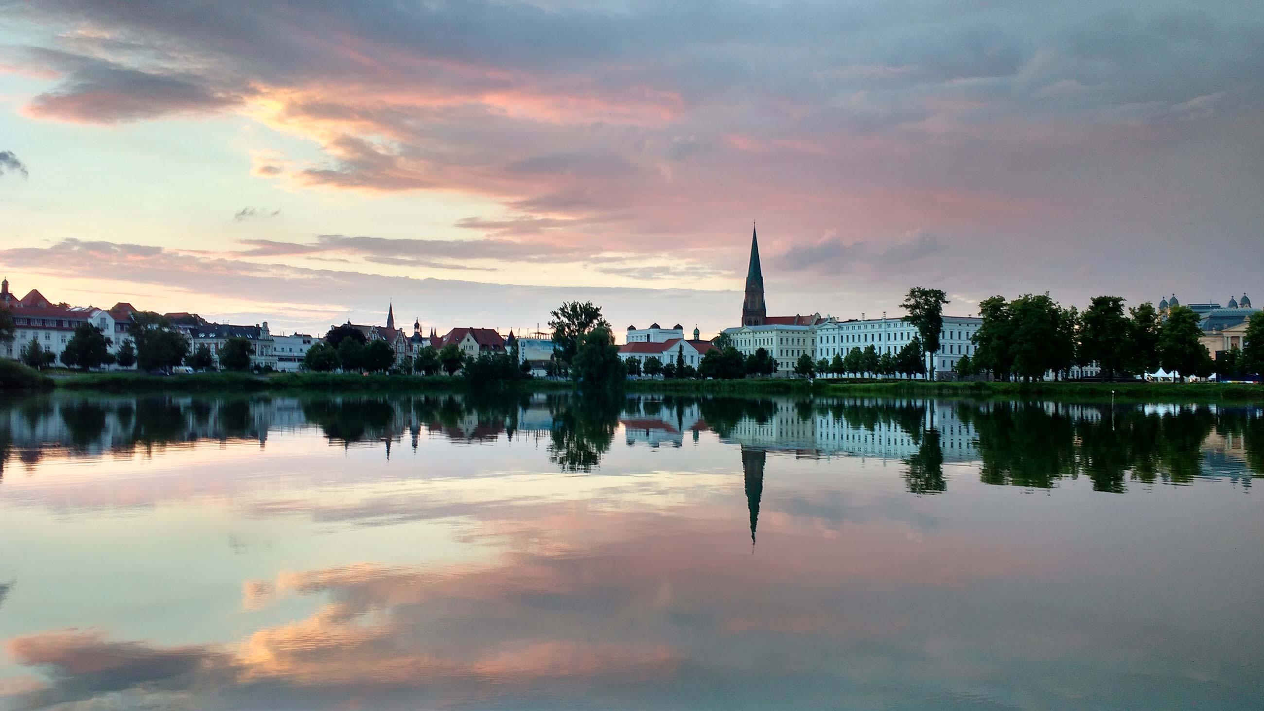 Ein Besuch in Schwerin lohnt sich immer